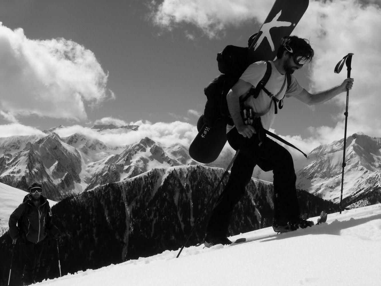 article_ski de rando autour de la Laque_Mars16_17