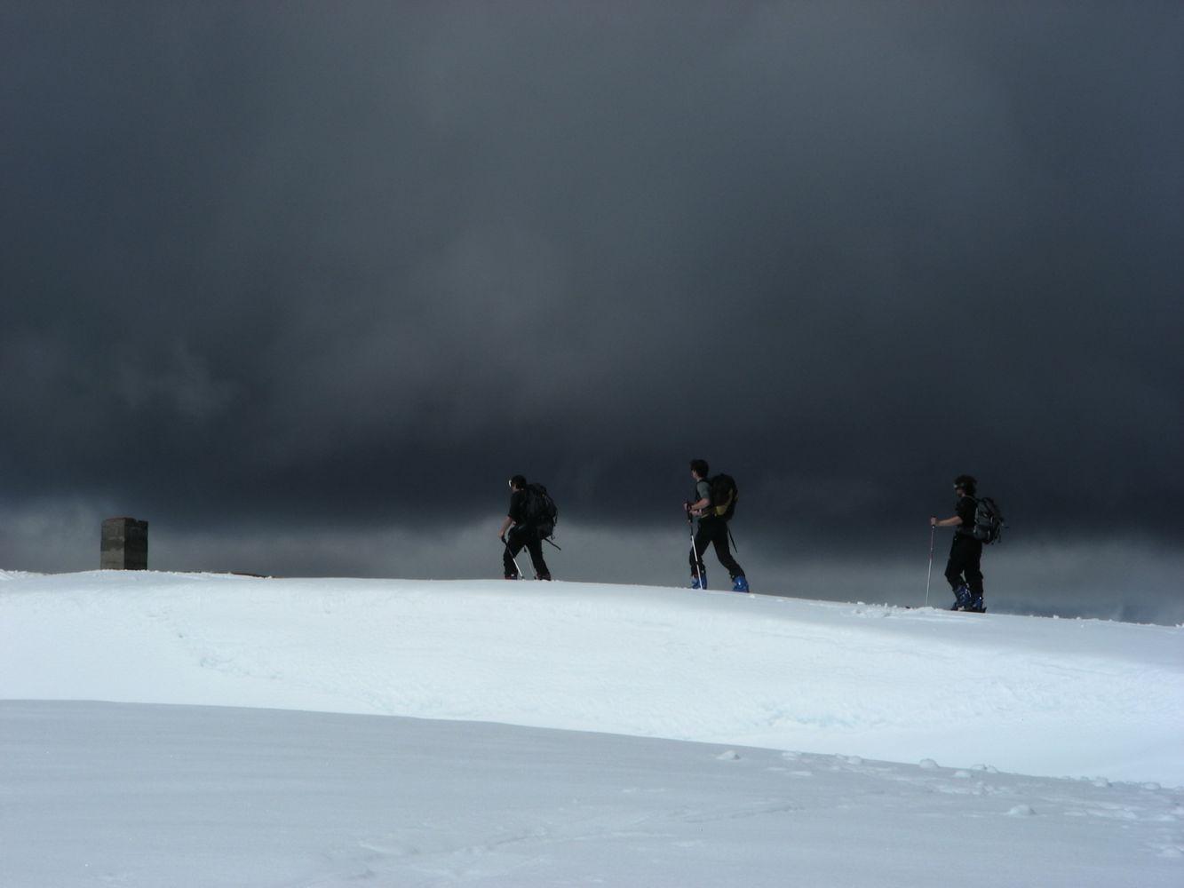 article_ski de rando autour de la Laque_Mars16_18